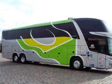 Marcopolo 1600 Ld G7 Mercedes 0500rsd Leito Seminovo1